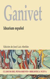 IDEARIUM ESPAÑOL - EDICIÓN CLÁSICOS DEL PENSAMIENTO: portada