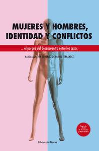 MUJERES Y HOMBRES, IDENTIDAD Y CONFLICTOS: portada