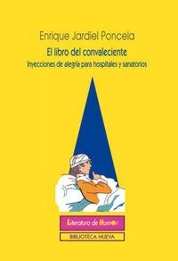 EL LIBRO DEL CONVALECIENTE: portada