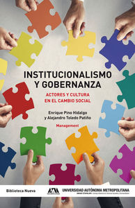 INSTITUCIONALISMO Y GOBERNANZA: portada