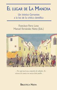 EL LUGAR DE LA MANCHA: portada
