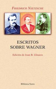 ESCRITOS SOBRE WAGNER: portada