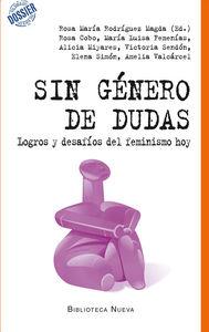 SIN GÉNERO DE DUDAS: portada