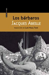 Los bárbaros: portada
