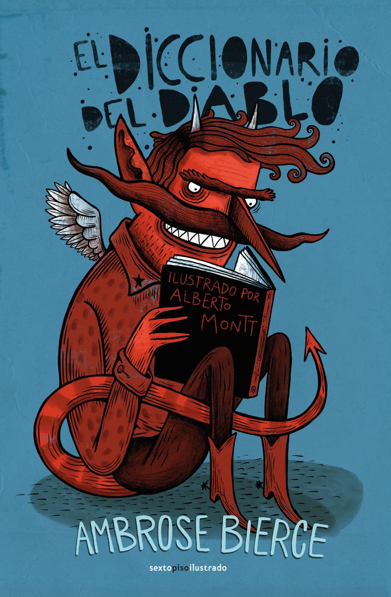 El diccionario del diablo: portada