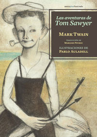 Las aventuras de Tom Sawyer: portada