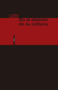 En el silencio de la cultura: portada