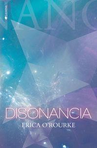 DISONANCIA (DISONANCIA 1): portada