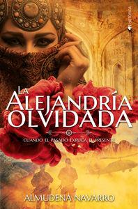 LA ALEJANDR�A OLVIDADA: portada