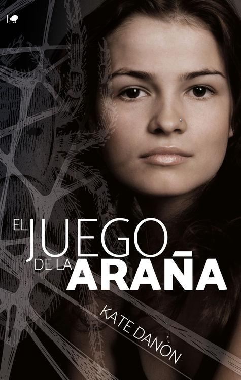 EL JUEGO DE LA ARAÑA: portada