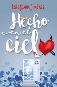 HECHO EN EL CIELO: portada