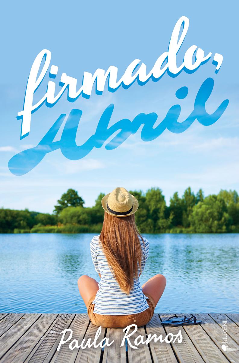 FIRMADO, ABRIL (SERIE ABRIL #1): portada