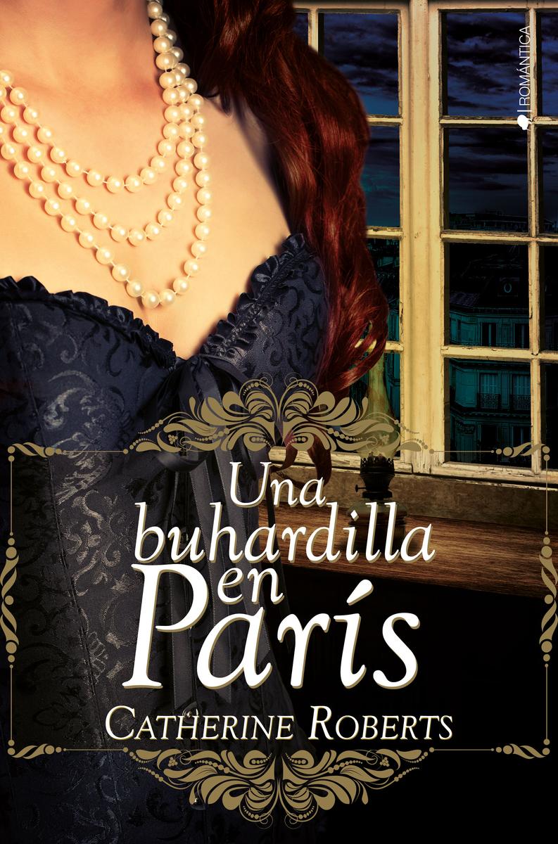 Una buhardilla en París: portada