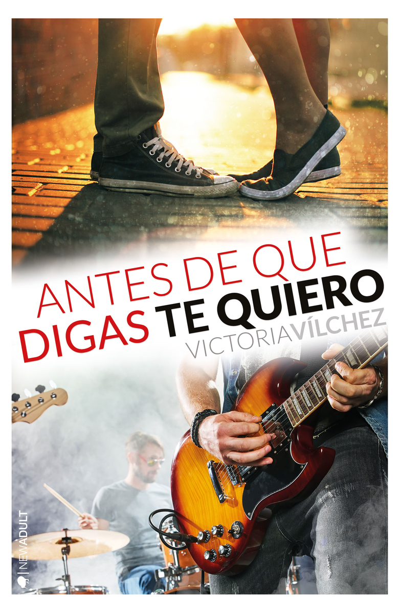 ANTES DE QUE DIGAS TE QUIERO (SERIE ANTES DE #3): portada