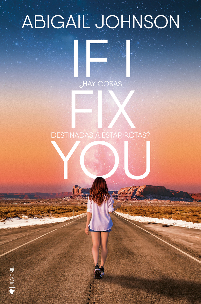 If I fix you: portada
