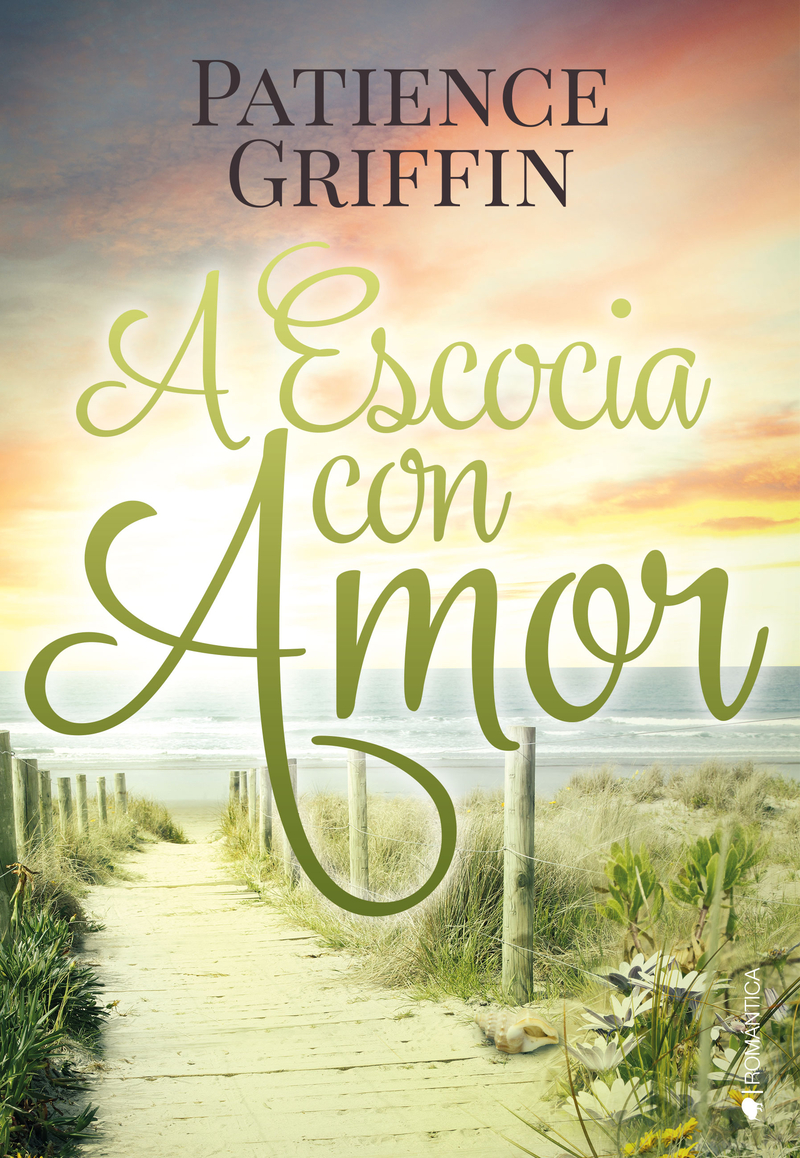 A ESCOCIA CON AMOR (SERIE KILTS & QUILTS #1): portada