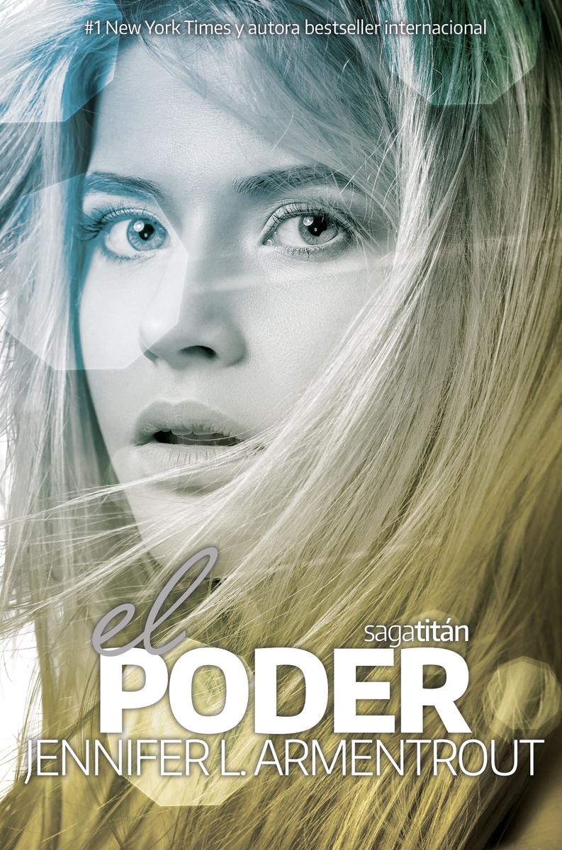 EL PODER (TITAN #2): portada
