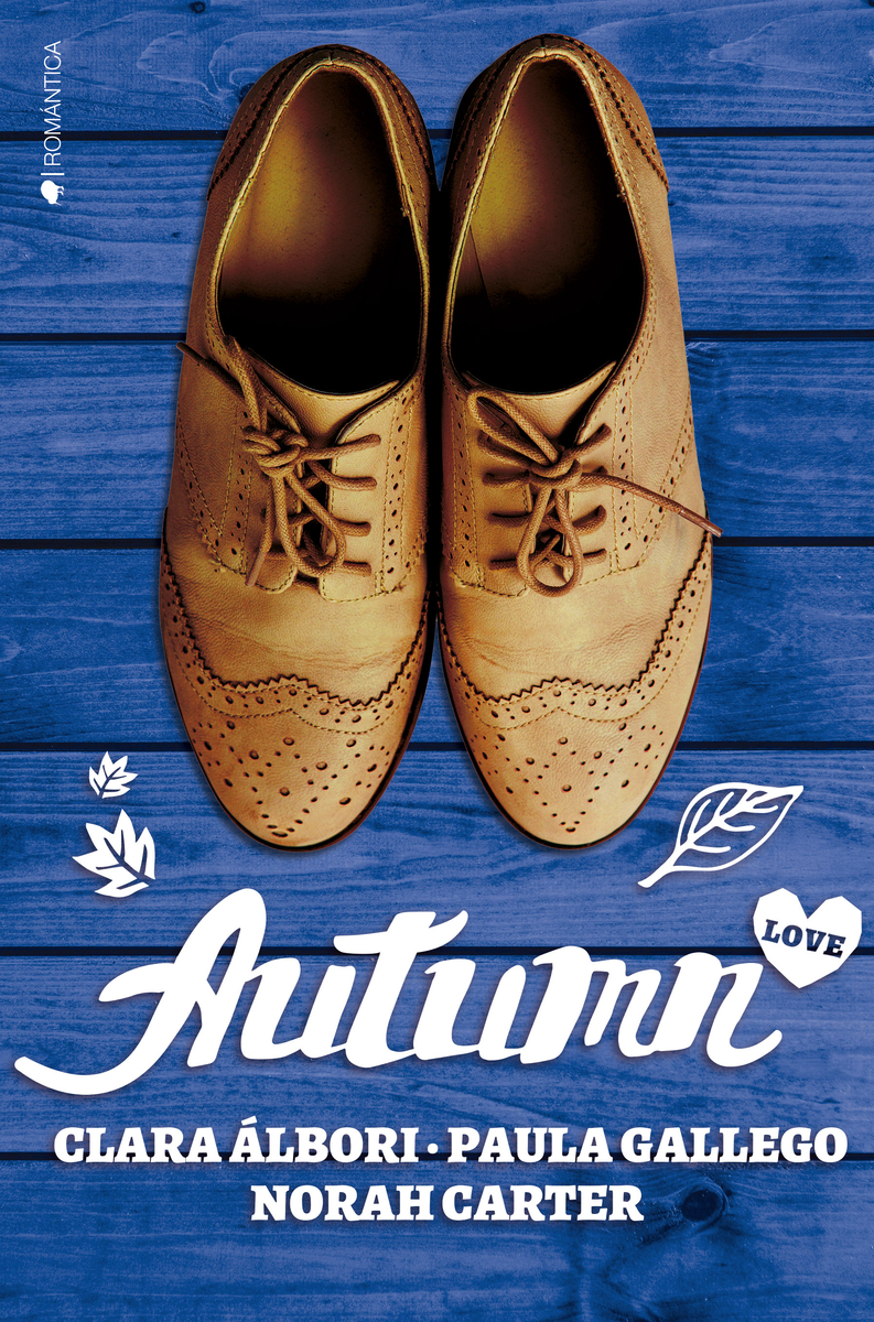 AUTUMN LOVE (A YEAR OF LOVE #4): portada
