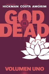 God is dead 1: portada