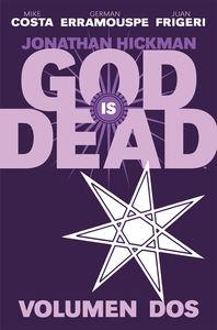 God is dead 2: portada