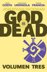God is dead, volumen 3: portada