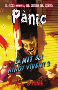 Pánic 10: La nit del ninot vivent 2: portada