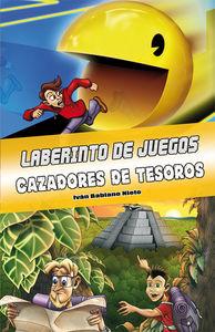 Edición especial Laberinto de juegos / Cazadores de tesoros: portada