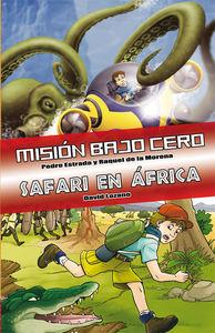 Edición especial Misión bajo cero / Safari en África: portada