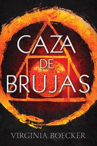 CAZA DE BRUJAS: portada