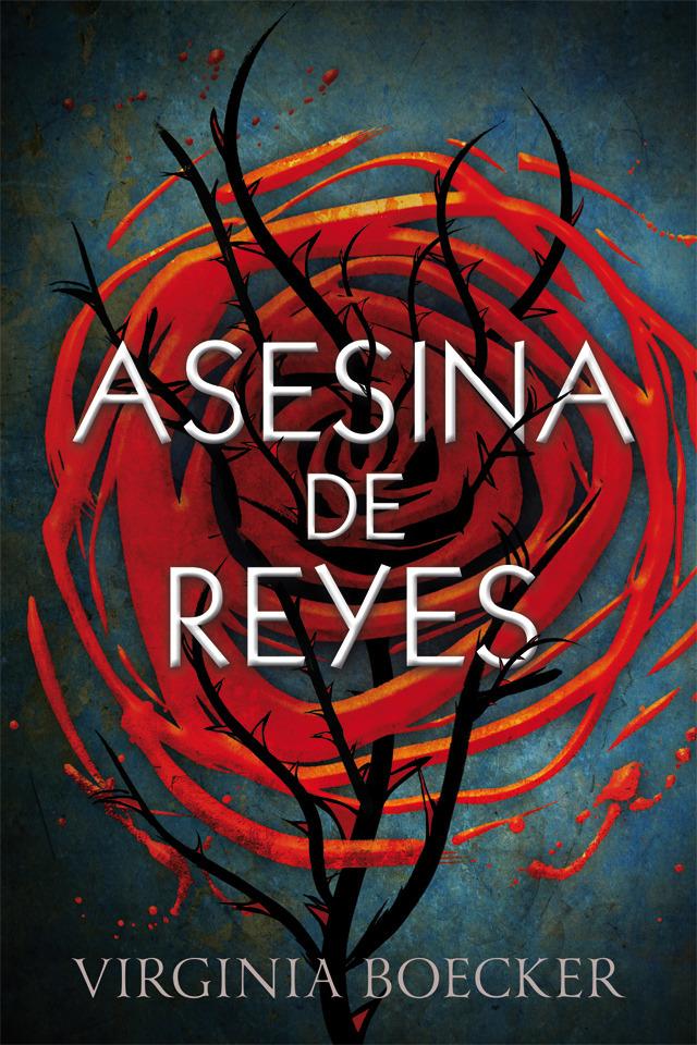 ASESINA DE REYES: portada