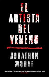 EL ARTISTA DEL VENENO: portada