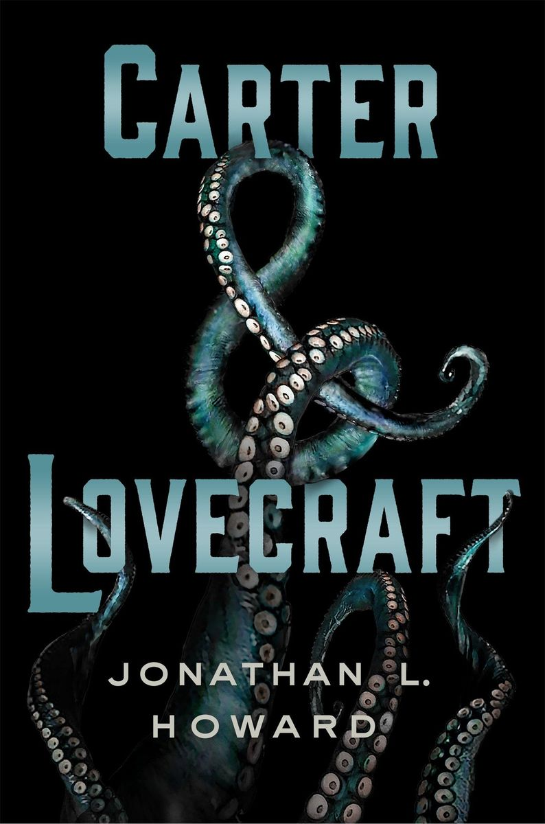 Carter & Lovecraft: portada