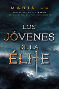 LOS JÓVENES DE LA ÉLITE: portada