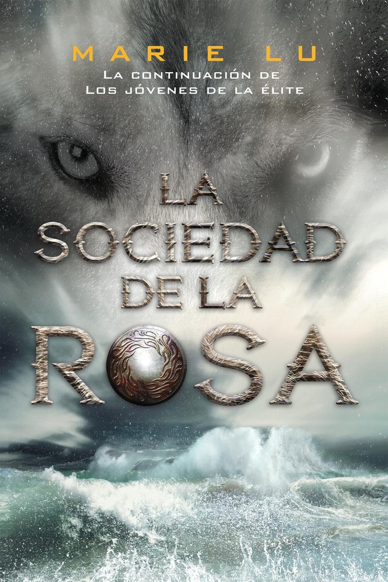 La sociedad de la rosa: portada