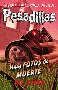 Pesadillas 16- Unas fotos de muerte: portada