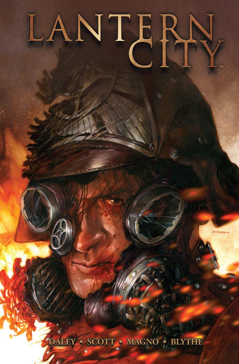 Lantern City 3: portada