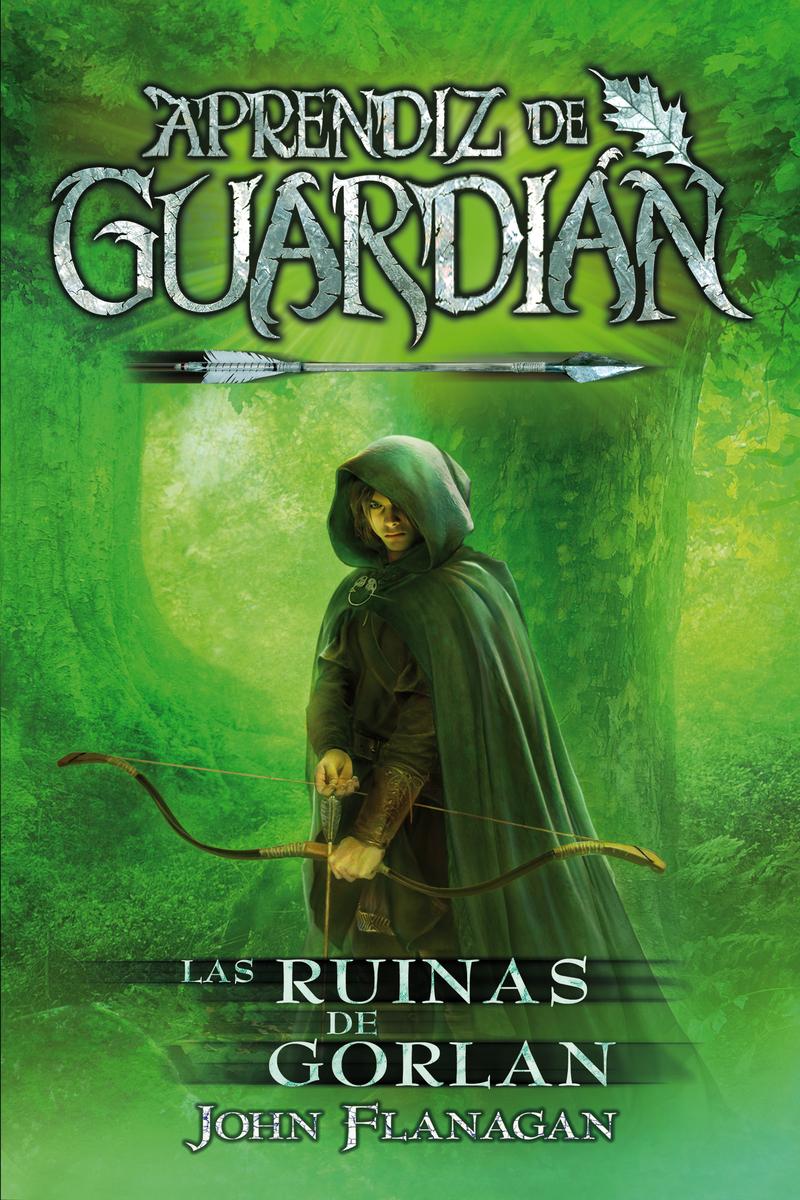 Las ruinas de Gorlan: portada