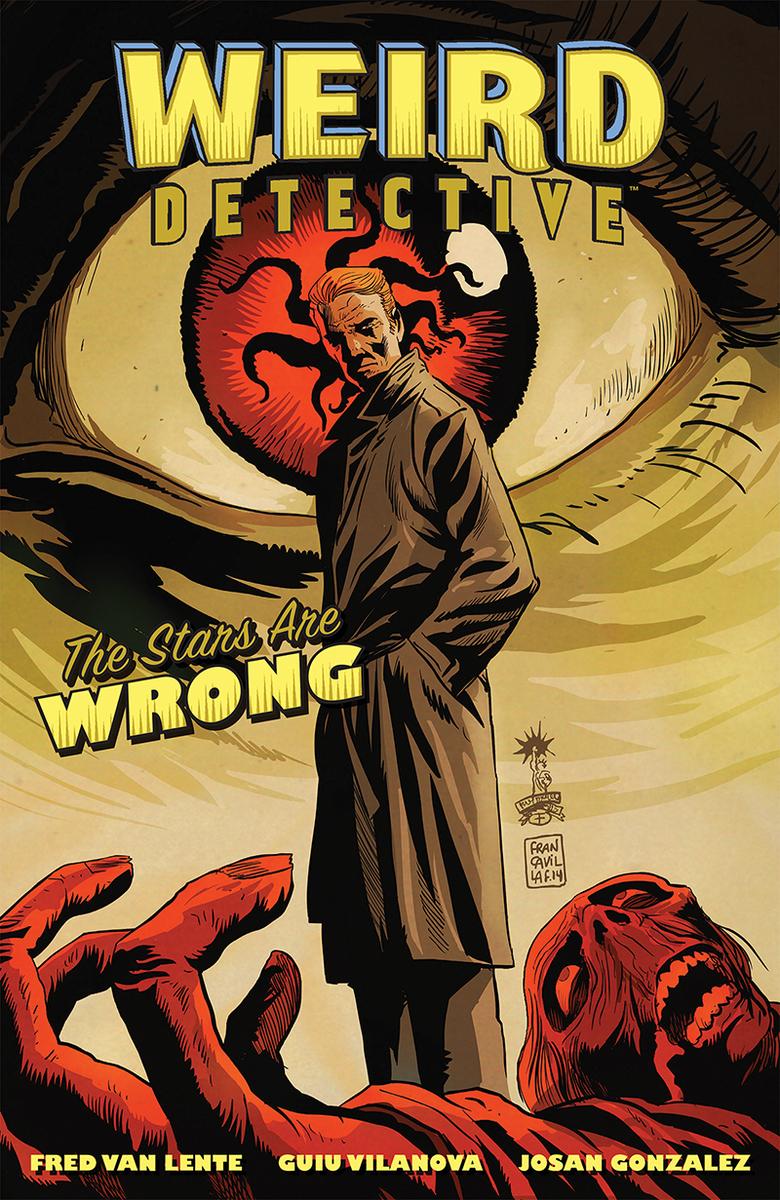 Weird Detective: portada