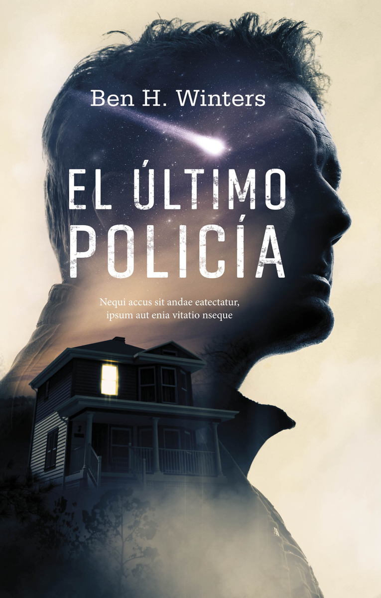 El último policía: portada