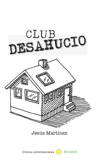 CLUB DESAHUCIO: portada