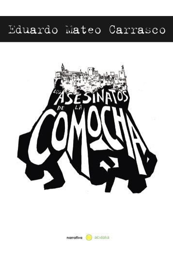 Los asesinatos de la Comocha: portada