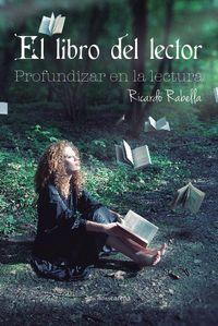 El libro del lector: portada