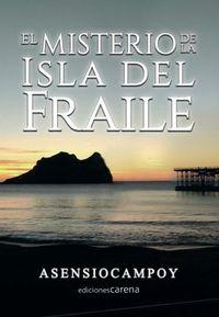 El misterio de la Isla del fraile: portada