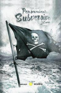 Pensamiento subversivo: portada