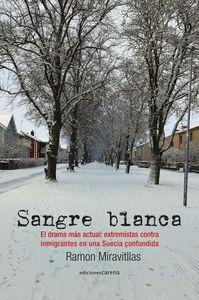 SANGRE BLANCA: portada