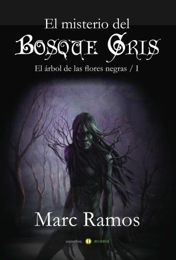 El misterio del Bosque Gris: portada