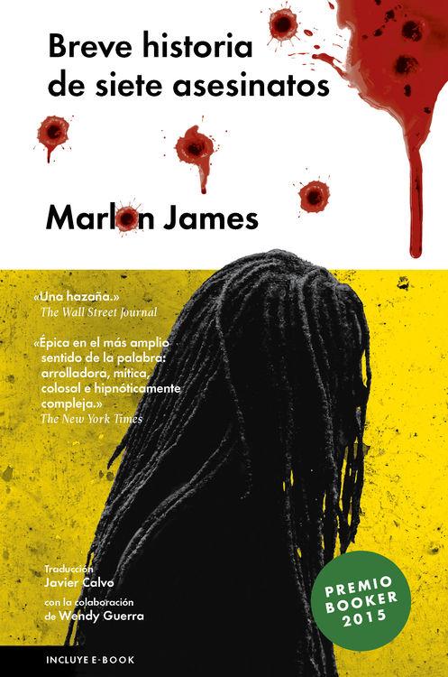 Breve historia de siete asesinatos: portada