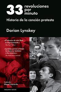 33 revoluciones por minuto: portada