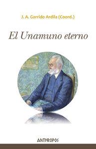UNAMUNO ETERNO, EL: portada