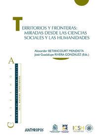TERRITORIOS Y FRONTERAS: portada